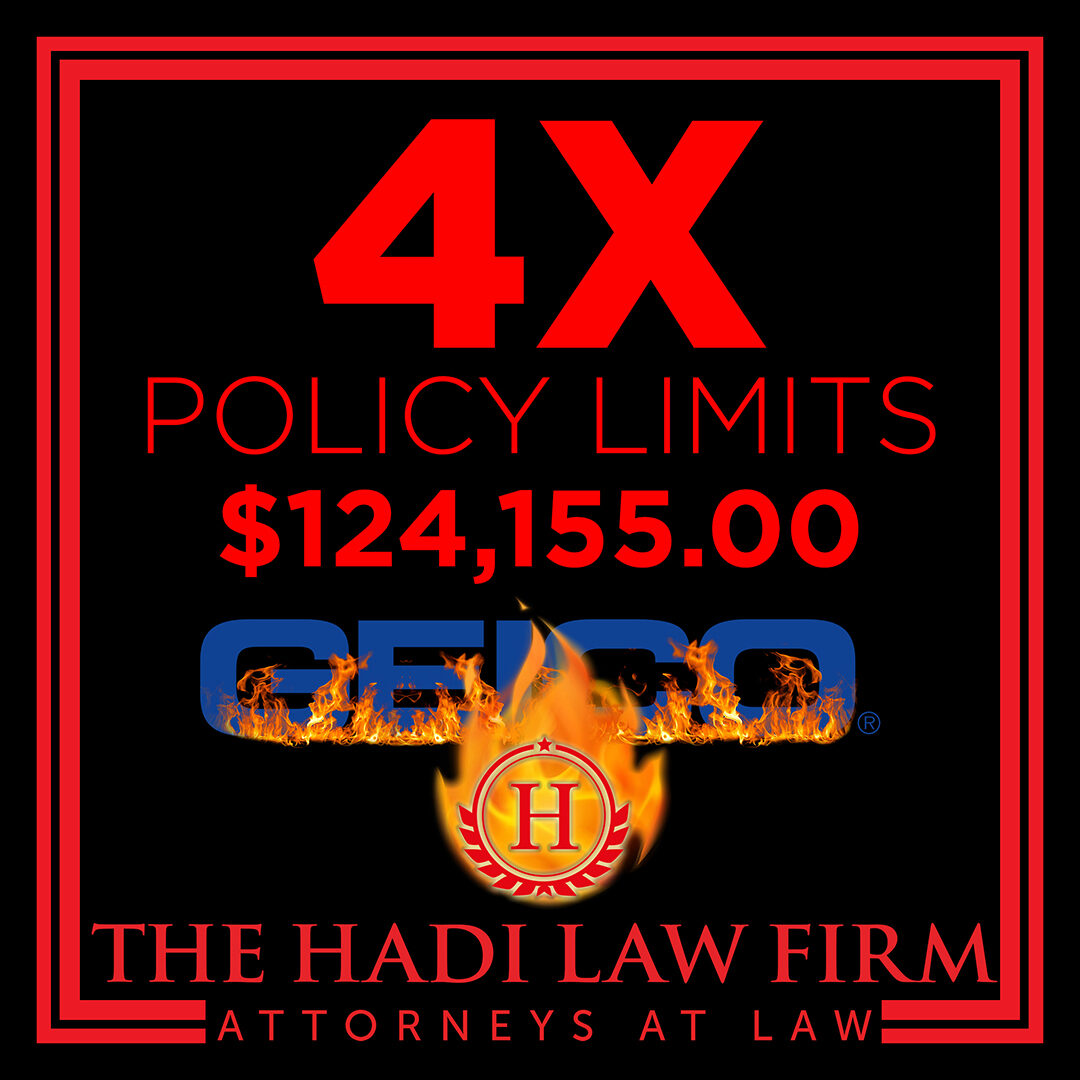 The Texas Torch | Verdicts & Settlements | The Hadi Law Firm
