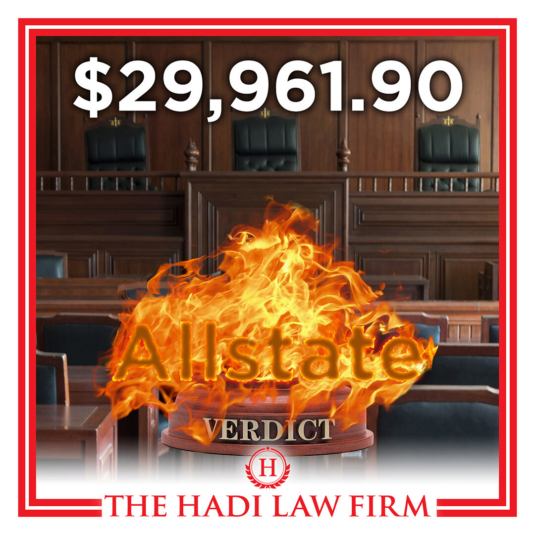 The Texas Torch   Verdicts & Settlements   The Hadi Law Firm