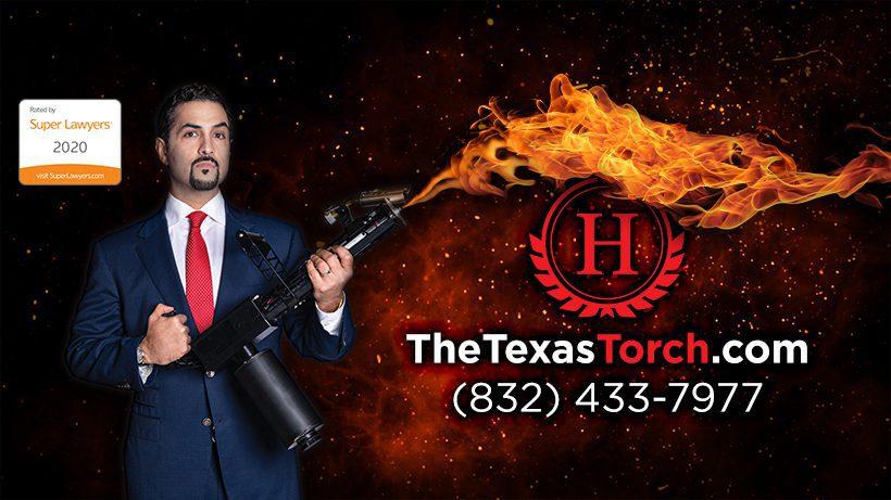 Texas Torch Facebook Cover